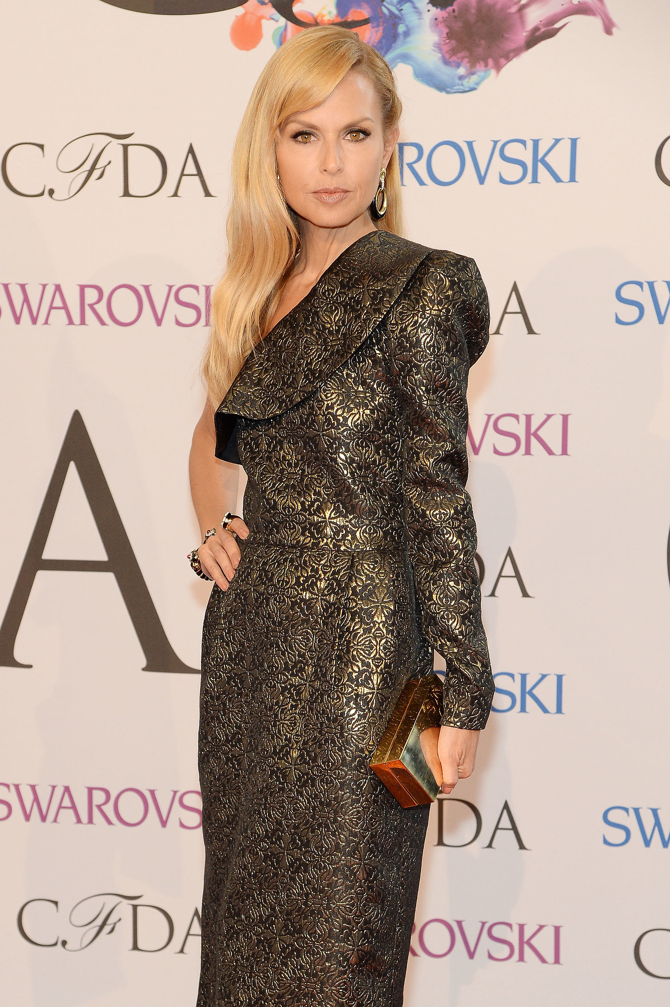 Rachel Zoe stepped out in NYC for the event.