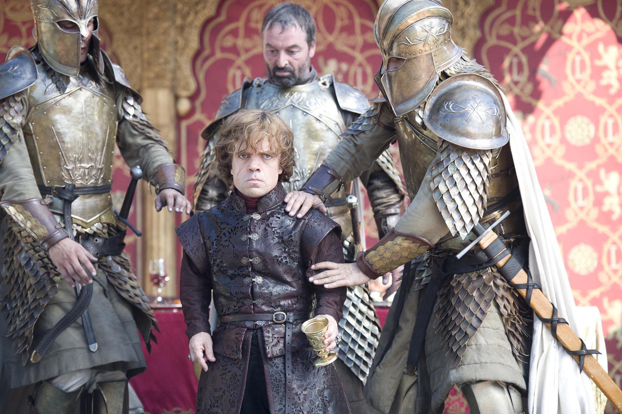 Tyrion Is Accused of Murdering Joffrey