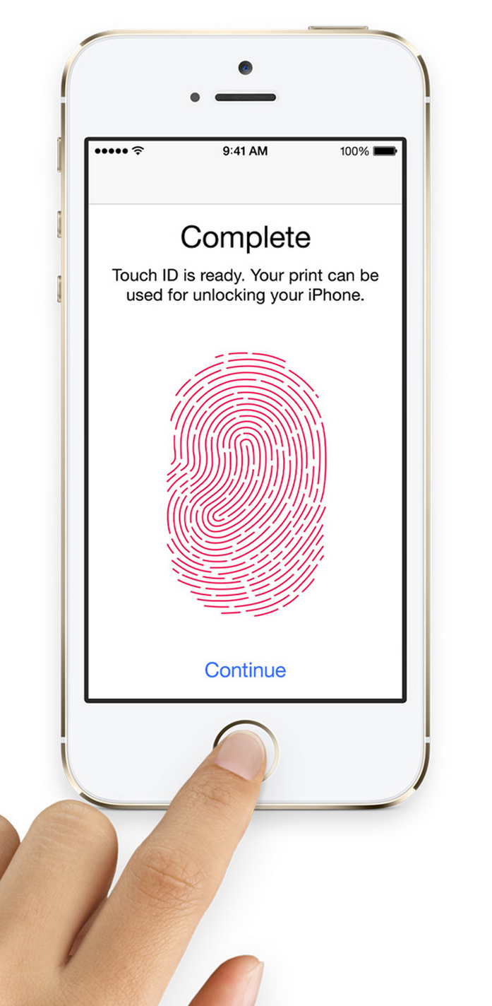 Log In to Everything With Touch ID