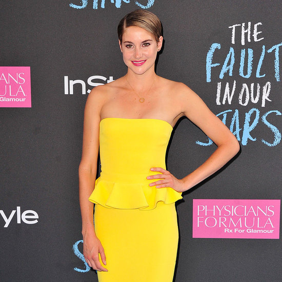 Shailene Woodley Red Carpet Style and Fashion Pictures