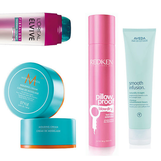 New Hair Products for Smooth, Thick, Frizz-Free Hair