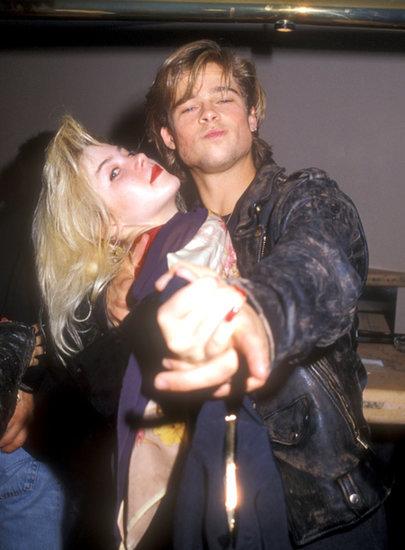Brad Pitt's Been a Hot Red Carpet Date Since the '80s