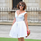 UK Celebrity Fashion at Summer Parties on 4 June