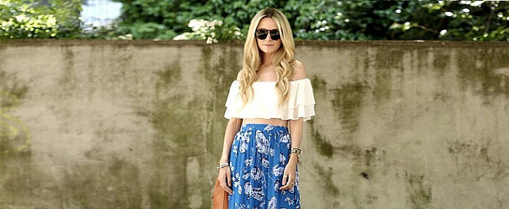 8 Real-Girl Ways to Wear a Crop Top