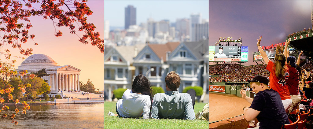 10 Cities You Should Move to If You're Single