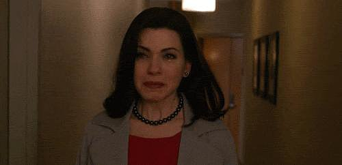 When Someone Dies on The Good Wife, and You Don't Know Who It Is