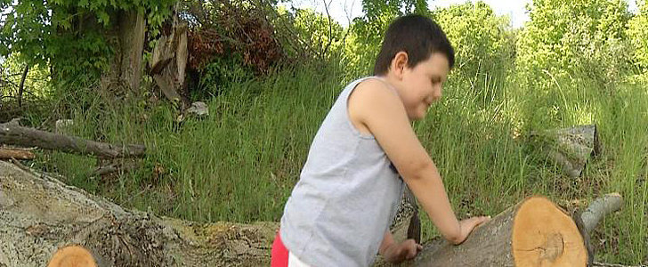 4-Year-Old Saves His Father's Life