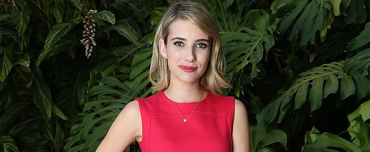 When in Maui, Emma Roberts Does as the Hawaiians Do