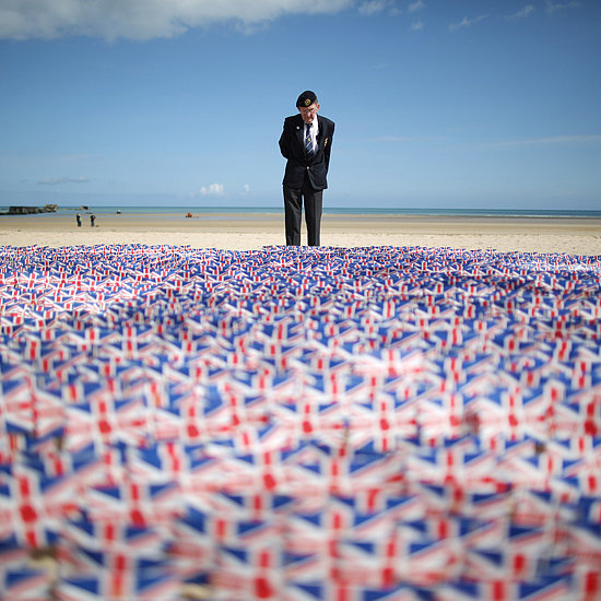 Veterans Mark the 70th Anniversary of D-Day | Pictures