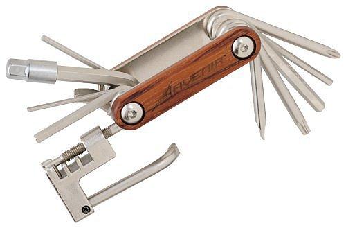 For the Cyclist: Avenir's Woodsie Mini Tool