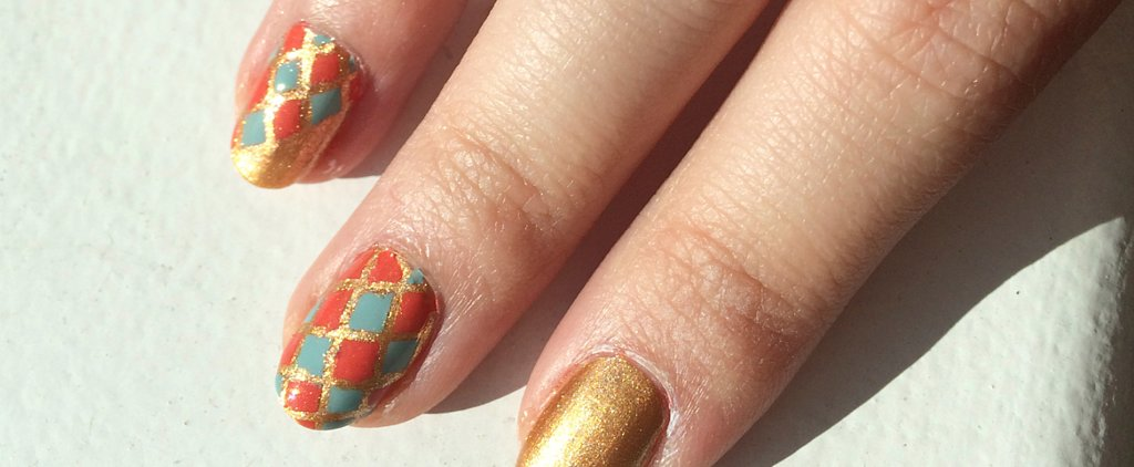 The Perfect Way to Give Your Nails a Bronzed Glow