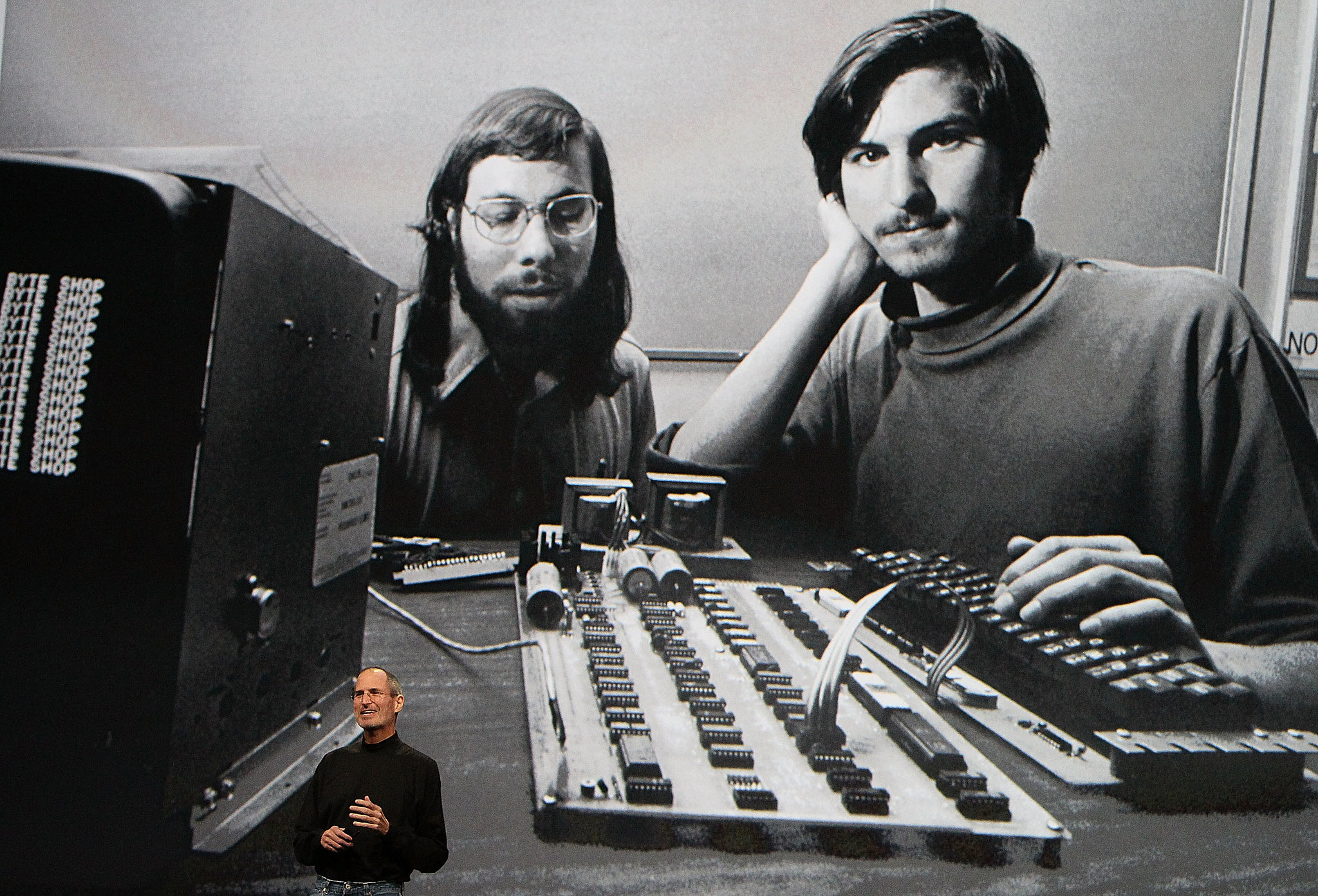 No, it's not a trick; Apple was founded on April Fool's Day in 1976.