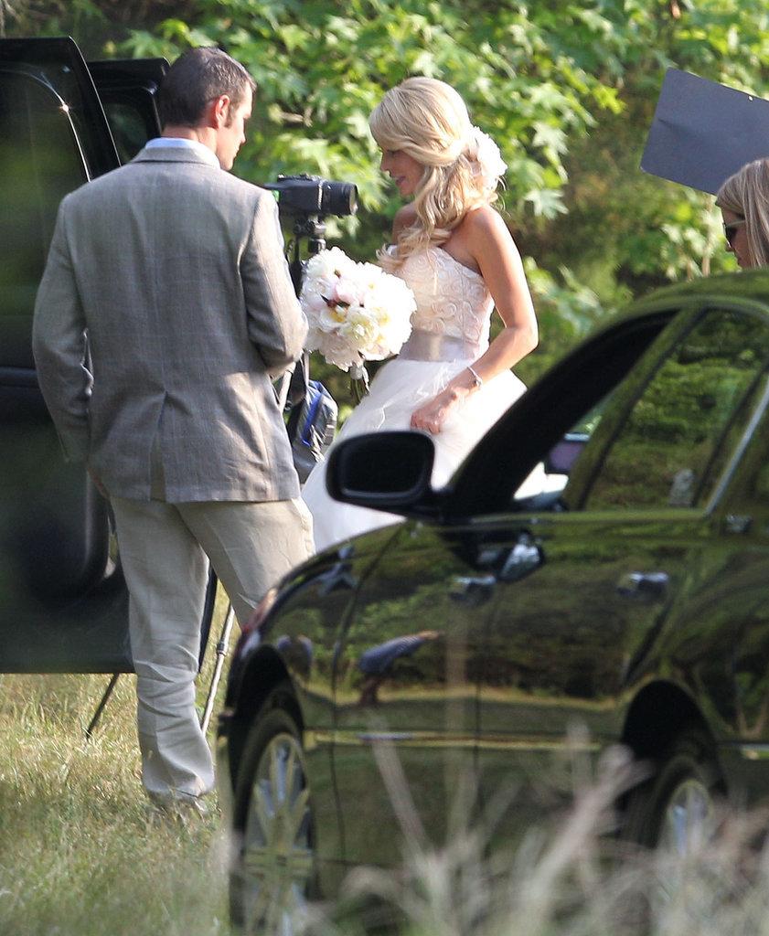 Emily Maynard Is Married — See Her Dress!
