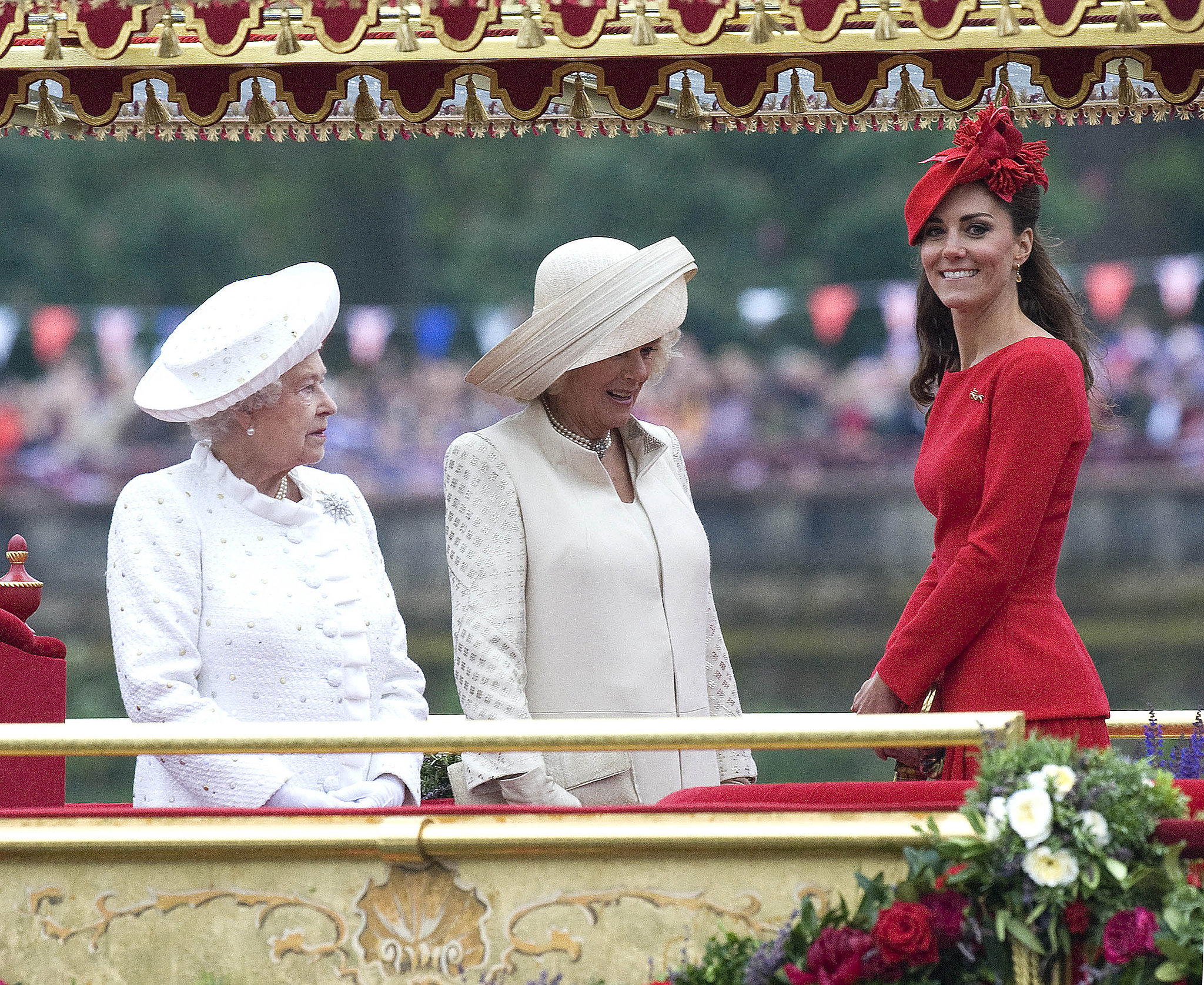 When Kate Middleton Didn't Get the Memo