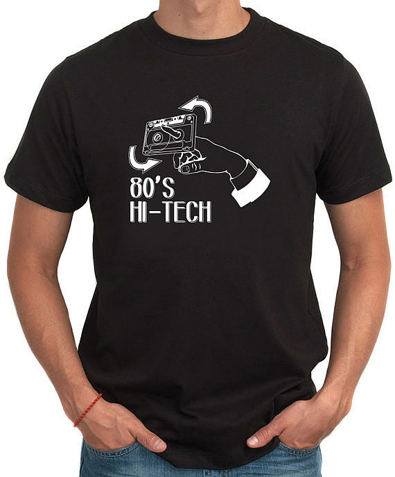 '80s High-Tech Urbans T-Shirt
