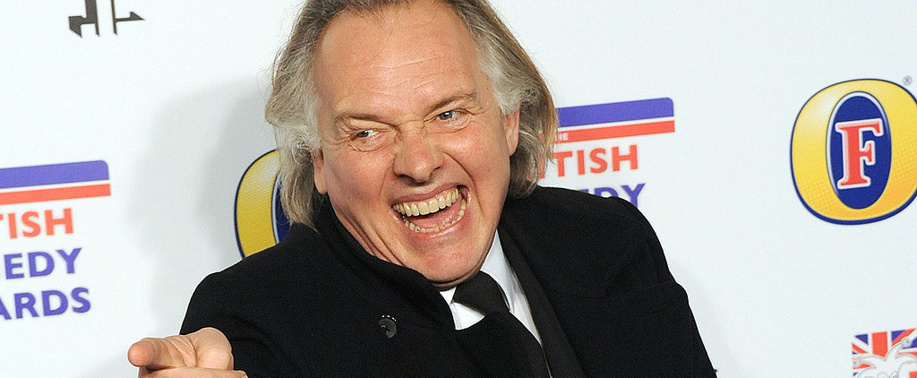 Rik Mayall Has Passed Away