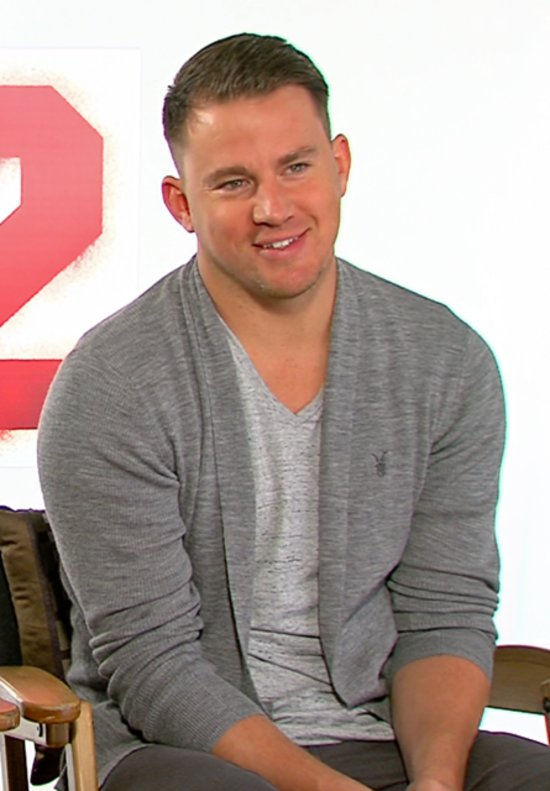 Channing Tatum and Jonah Hill For 22 Jump Street Interview