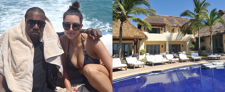 POPSUGAR Shout Out: Kim and Kanye's Love Nest