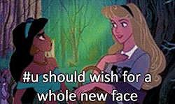 Sleeping Beauty on Aladdin