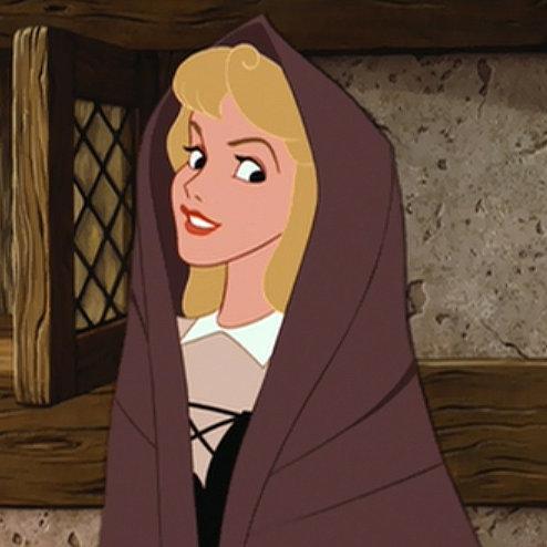 Aurora Is Regina George in GIFs
