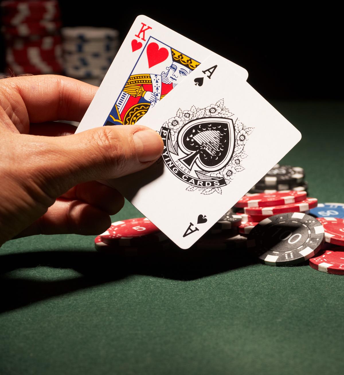 Where to play blackjack in vegas