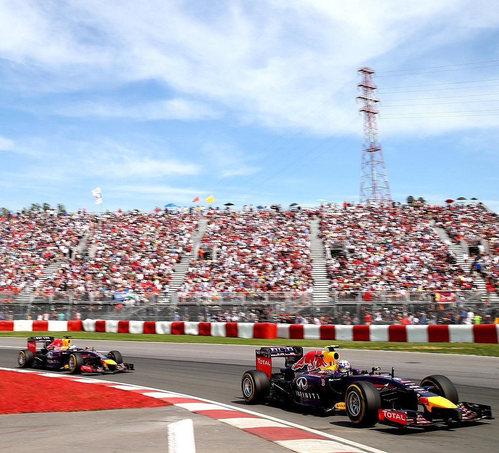 Watch the Grand Prix in Monaco