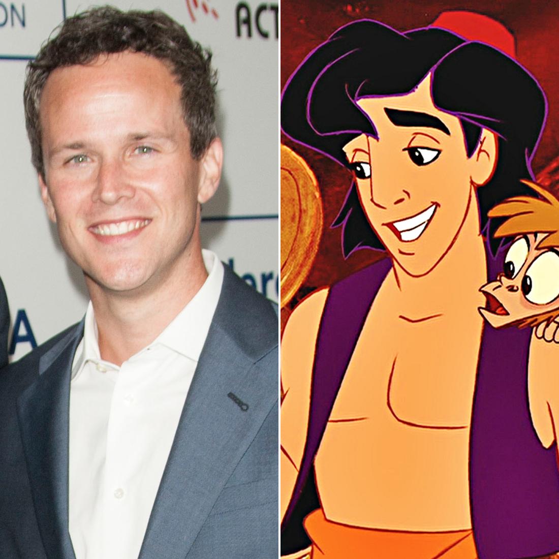 Scott Weinger Scott Weinger Aladdin in