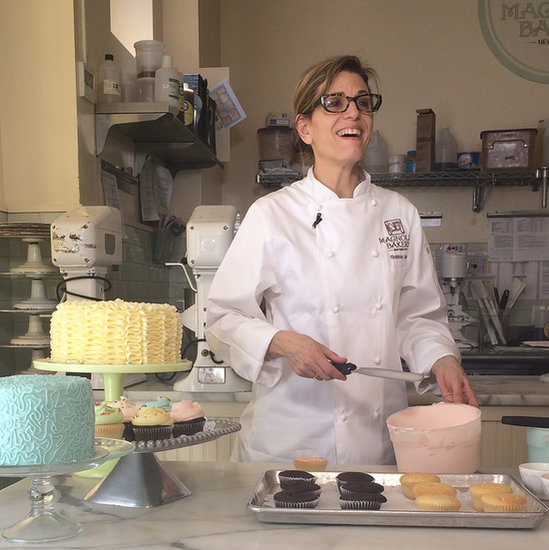 Who Develops Recipes For Magnolia Bakery?