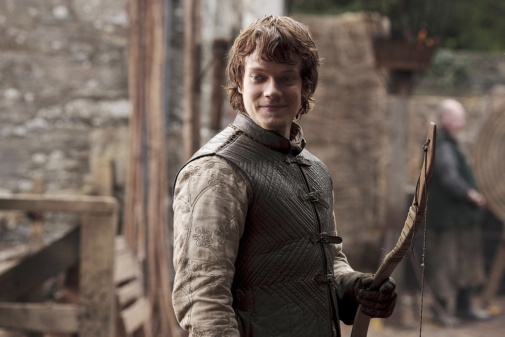 Theon Greyjoy, Season One