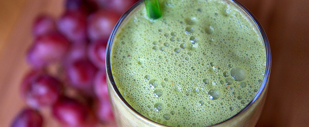 Sip Your Way to Clearer Skin With This Breakout-Fighting Smoothie