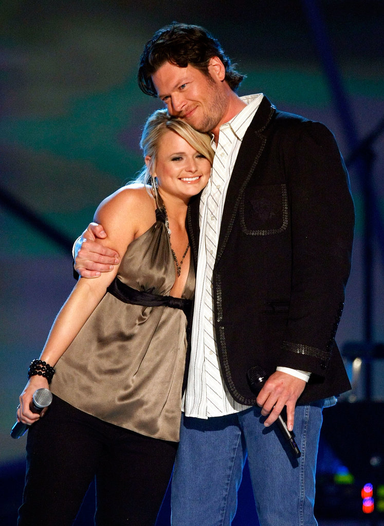 Blake Shelton and Miranda Lambert Shared So Many Cute Moments Over the Years