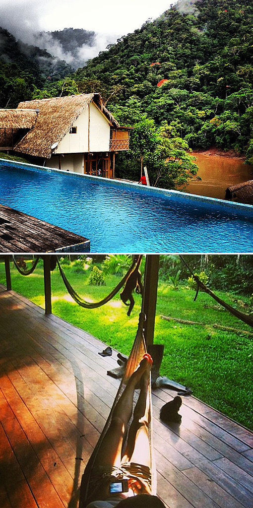 Spend a Night in an Amazon Rainforest Lodge