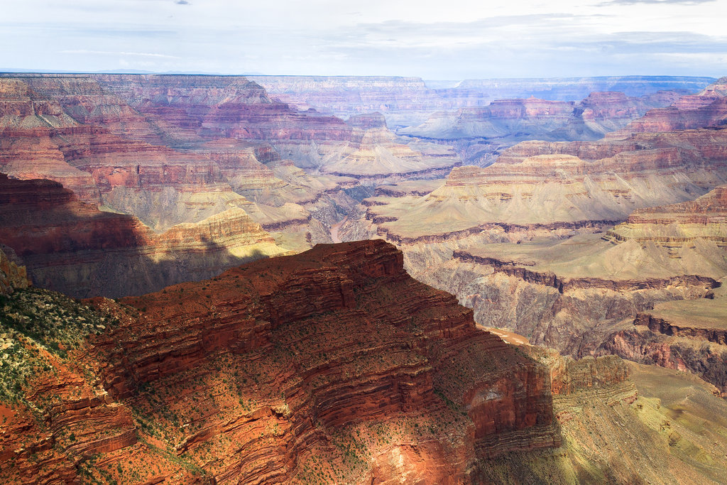 Hike to the Bottom of the Grand Canyon