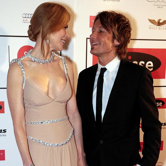 Nicole Kidman And Keith Urban Celebrate Life Everyday Ball