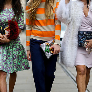 2014 Street Style Colour Trends