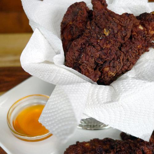 Chocolate Fried Chicken