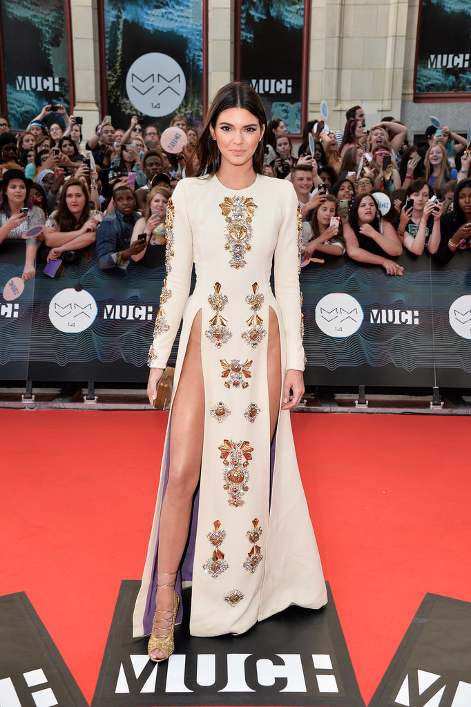 Kendall Has Officially Outshined Kim in the Sexiness Department