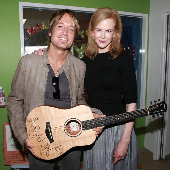 Nicole Kidman and Keith Urban Singing | Video