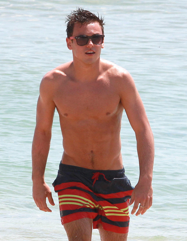 20: Tom Daley