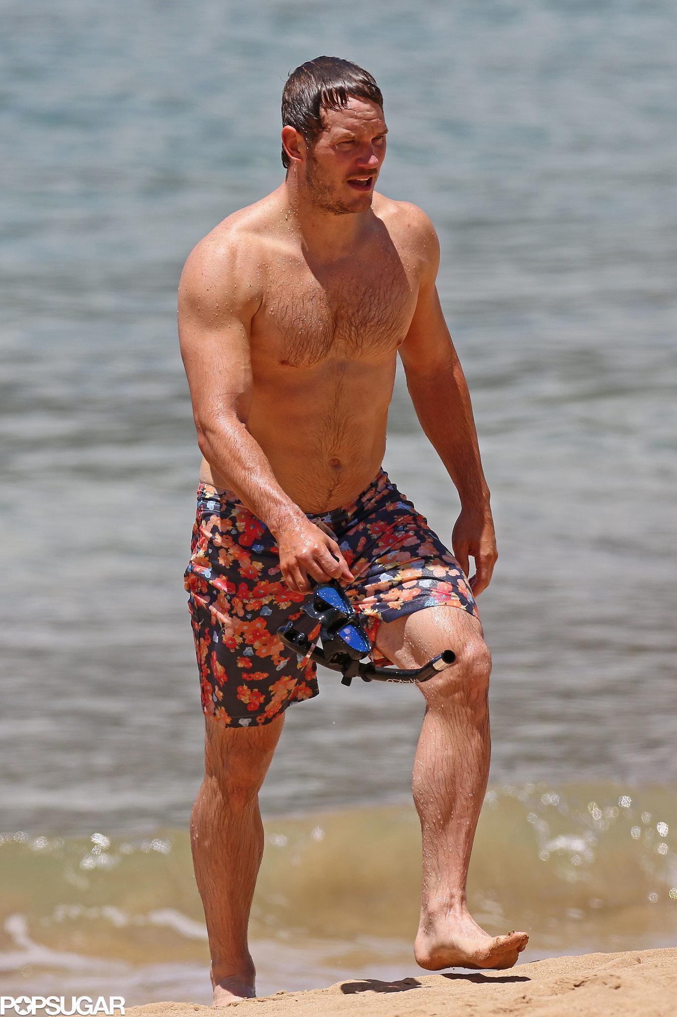 34: Chris Pratt