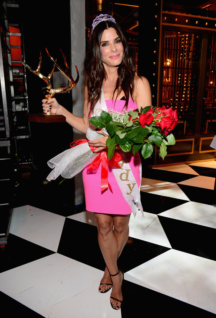 Sandra Bullock at 49 (Now 51)