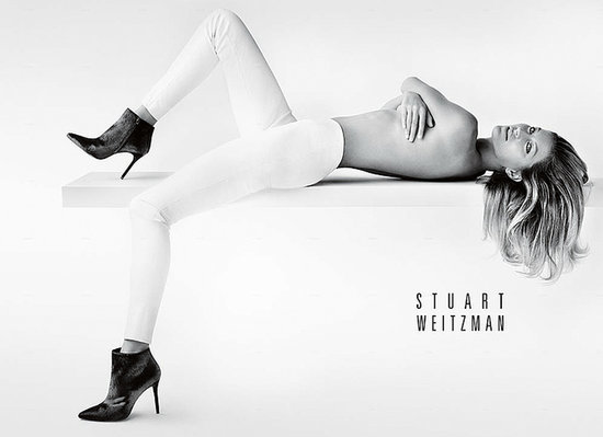 Gisele Strips Down For the Love of Shoes
