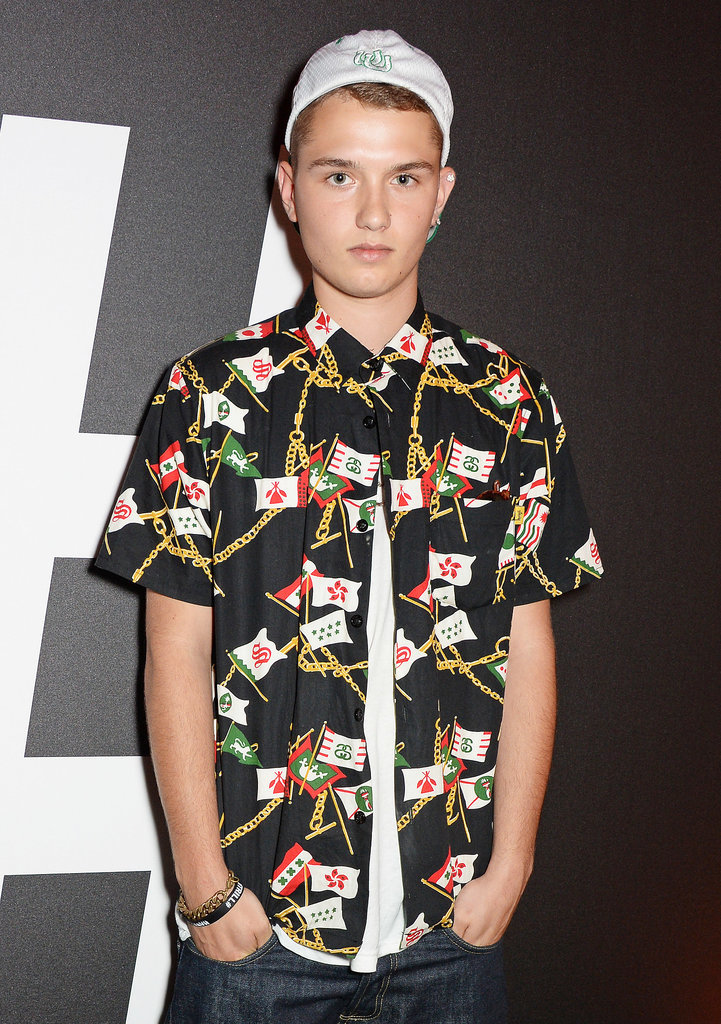 Jude Law's Son Is All Grown Up — and a Male Model!