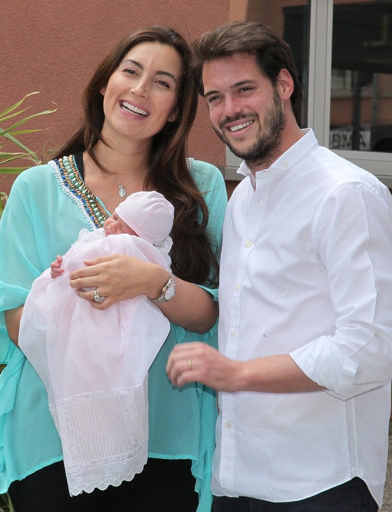 Meet the Adorable Princess Amalia of Luxembourg