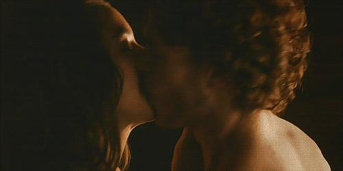 But Mostly, When He Makes Out With Talisa