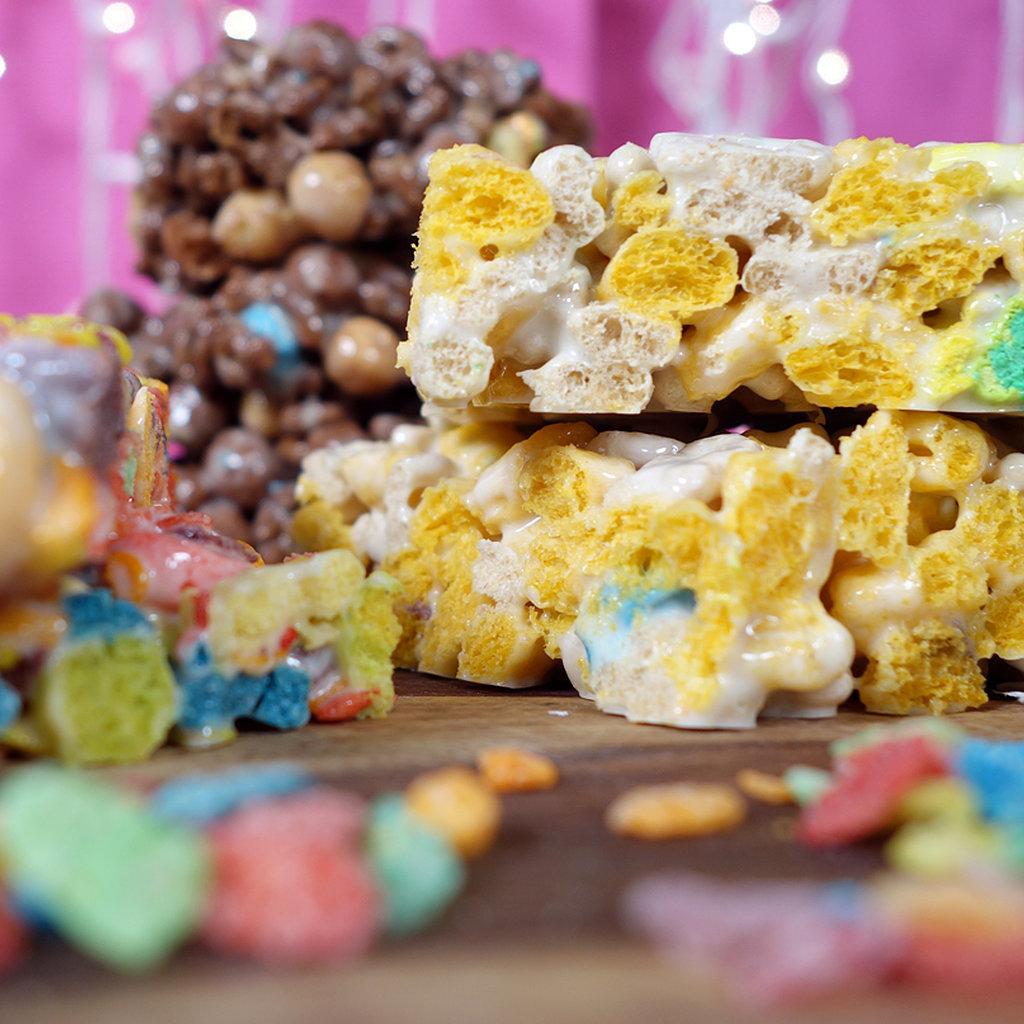 Marshmallow Cereal Treats Recipe