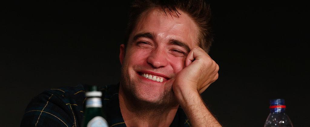 4 Robert Pattinson Quotes You Won't Believe!