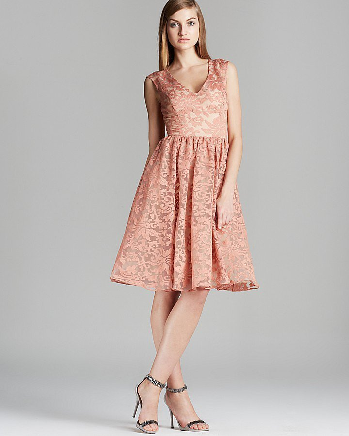 Tracy Reese Lace Dress