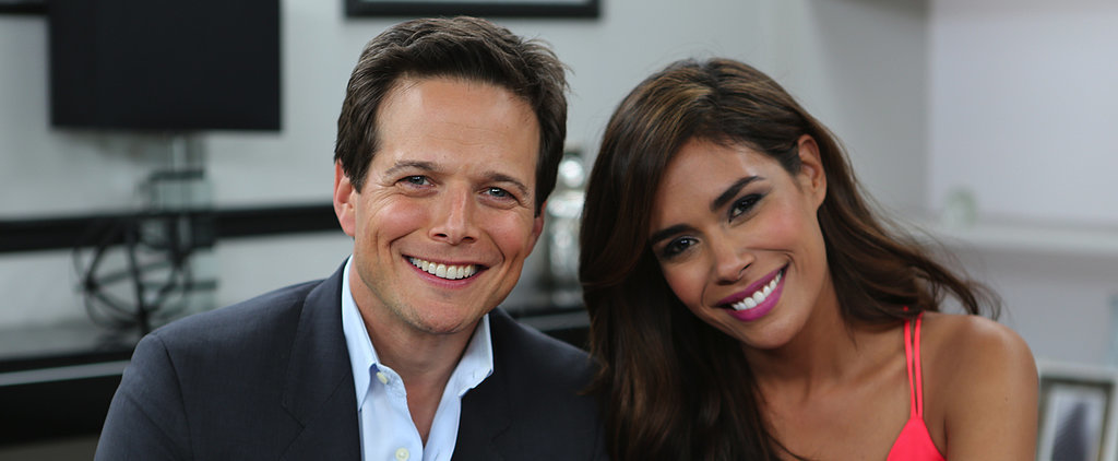 Why Is Scott Wolf's Mom So Proud of Him?