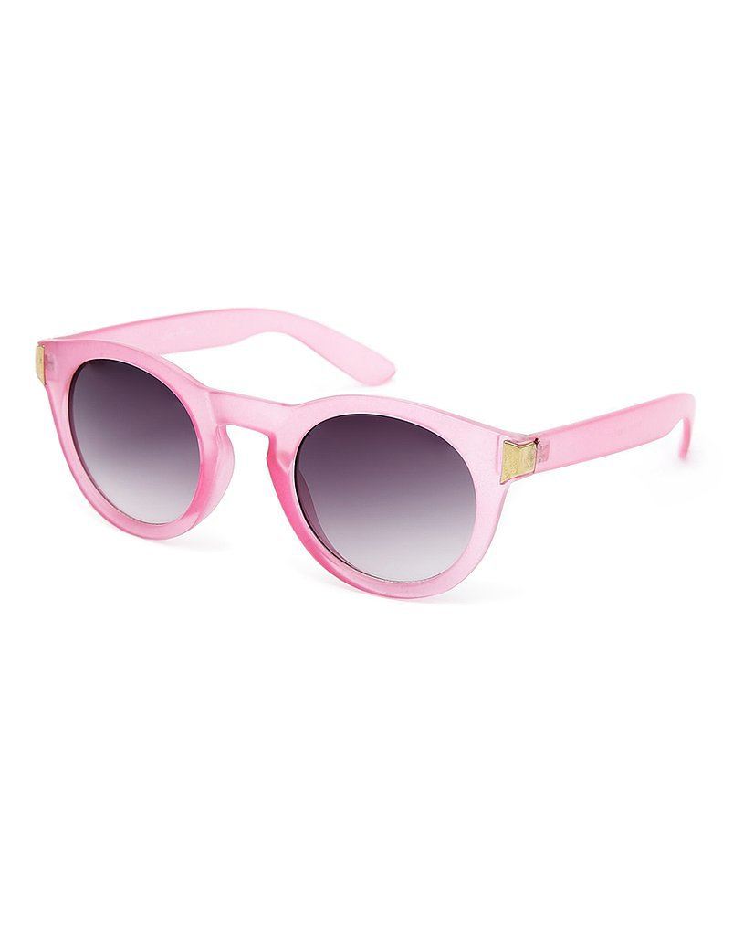 Jeepers Peepers Round Sunglasses